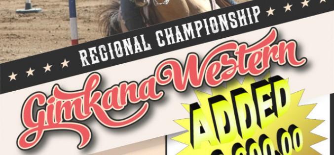 Campionato Regionale Gimkana Western