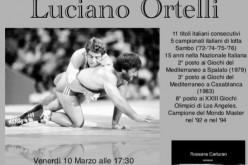Taranto: stage di Lotta con il Maestro Ortelli