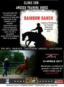 clinic RAIBOW RANCH