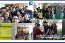 Volontari S. Civile OPES: prime settimane di formazione