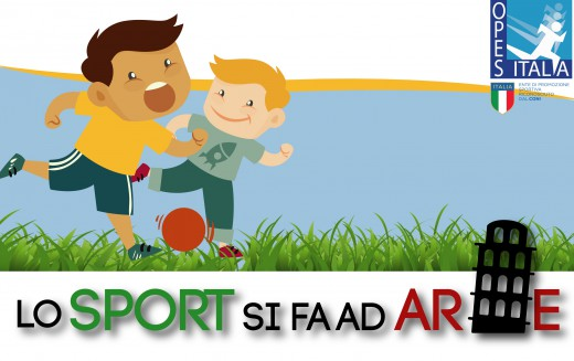 OPES presenta Lo Sport si fa ad Arte