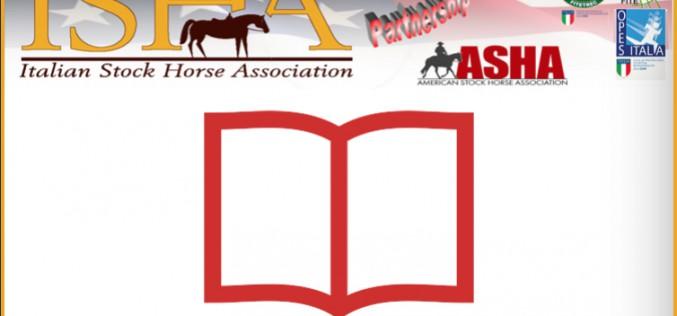 Rivista Settore Equitazione Western