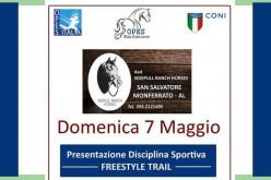 Settore Equitazione: alla scoperta del Freestyle Trail