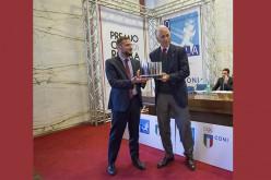 Rieletto Malagò alla guida del CONI: plausi dalla presidenza OPES