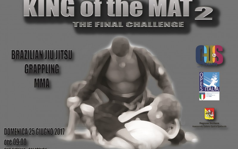 "A Catania torna ""The King of the Mat"""