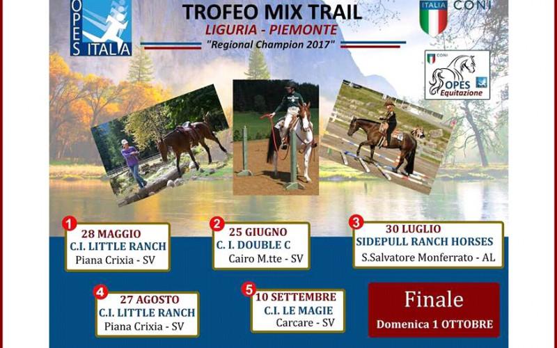 1 °Tappa Trofeo Mix Trail – Liguria Piemonte