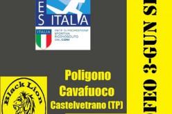I° Trofeo 3-Gun Sicilia