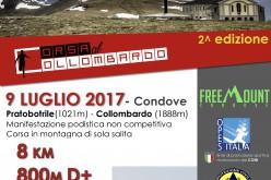 """2° Edizione """"Corsa al Collombardo"""""""