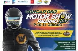 Palermo: in scena il Motor Show 2017 Conca d'Oro