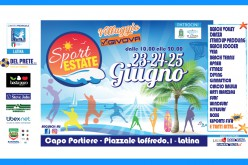 A Latina torna Sport Estate per tutto il week-end