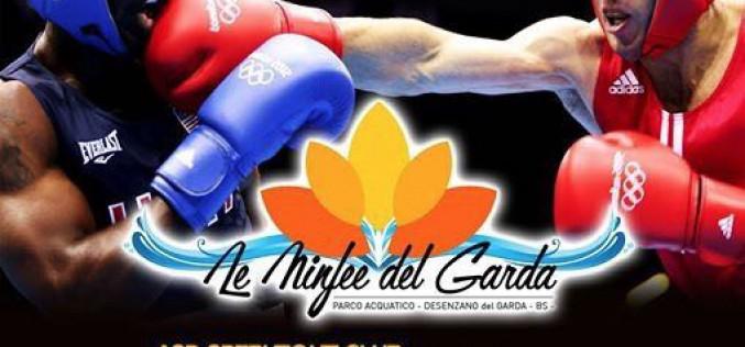 Evento Boxe: le Ninfee del Garda