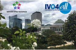 Presentazione Ivo4all: Il dipartimento Servizio Civile OPES a Bruxelles