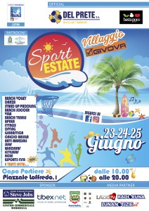 rgblocandina sport estate 2017
