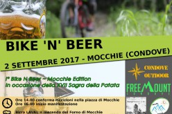 1° Bike 'N' Beer – Mocchie Edition