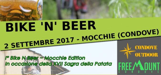 1° Bike 'N' Beer – Mocchie Edition