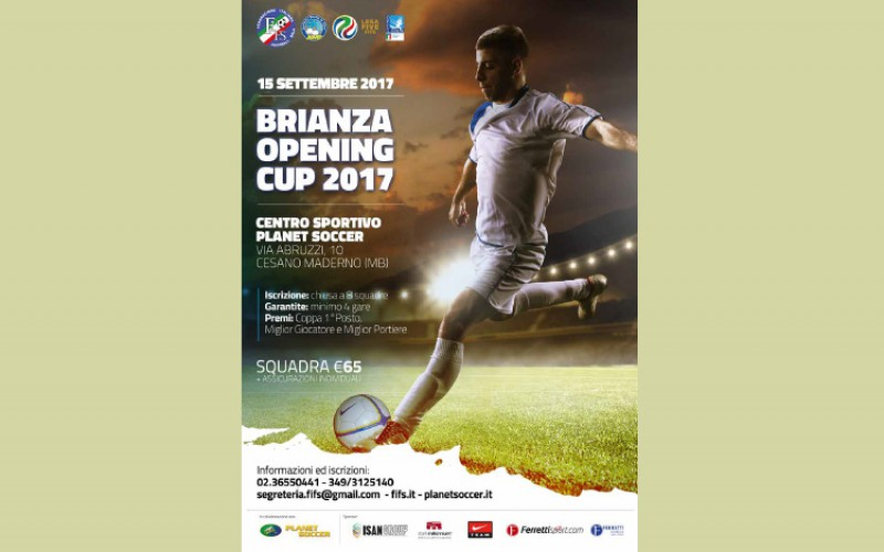 Brianza Opening Cup 2017