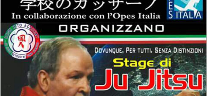 Stage Ju Jitsu e Karate