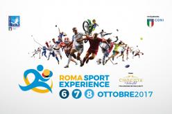 Al via a ottobre Roma Sport Experience, il più grande evento di Sport della Capitale