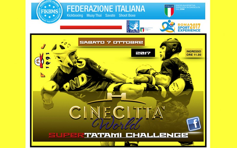 In arrivo Super Tatami Challenge a Roma Sport Experience