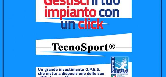 OPES sviluppa TecnoSport: ottieni la tua svolta gestionale
