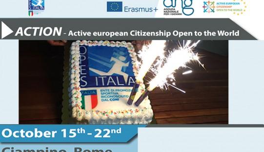 OPES senza confini: terminata con successo la settimana del progetto Action – Erasmus Plus con ospiti da tutta l'Europa