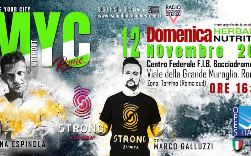 Workout a Roma: prenota subito il tuo allenamento!