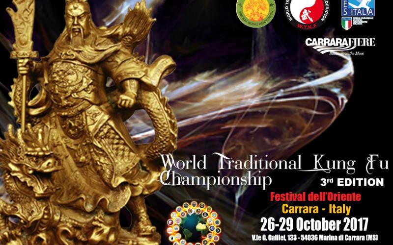Campionati Mondiali Kung Fu Unificati – Campionato Nazionale