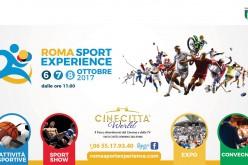 Tutto il mondo dello Sport in 3 parole: Roma Sport Experience!