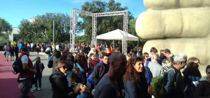 Si chiude Roma Sport Experience: tutti i numeri della tre giorni di sport a Roma