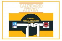 Attività Settore Karate Shotokan