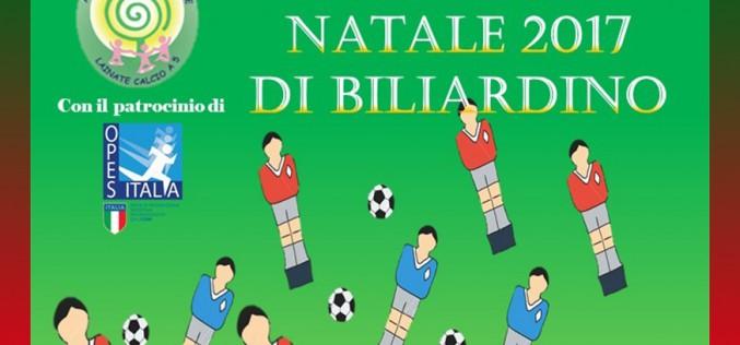"""Calcio Balilla: in arrivo la """"Coppa di Natale 2017"""""""