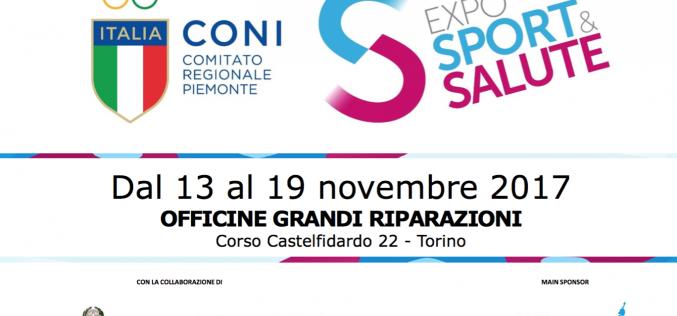 Torna Expo Sport & Salute dal 13 al 19 novembre