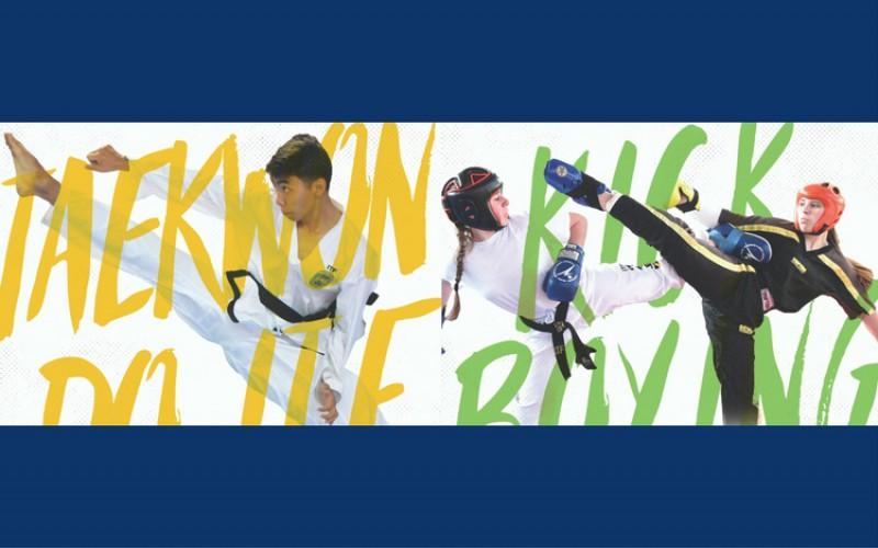 Taekwon-do ITF e Kickboxing: OPES porta le arti marziali ad Andria