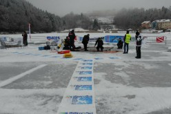 Under Ice OPES 2018 – Lago di Lavarone