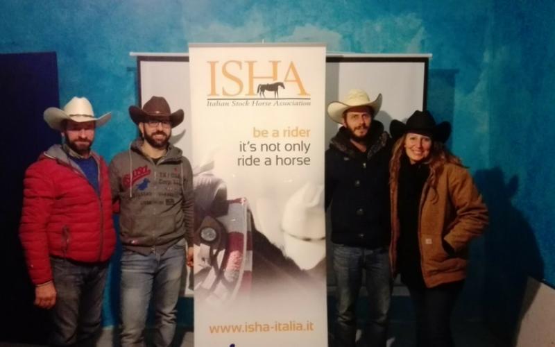 Equitazione Western: ecco chi sono i tre nuovi tecnici di 1° livello