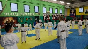 Judo servizio civile scampia