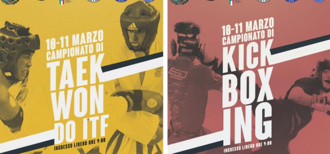 Taekwondo ITF e Kickboxing a Minervino Murge