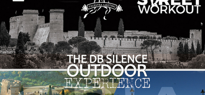 The DB Silence Outdoor Experience