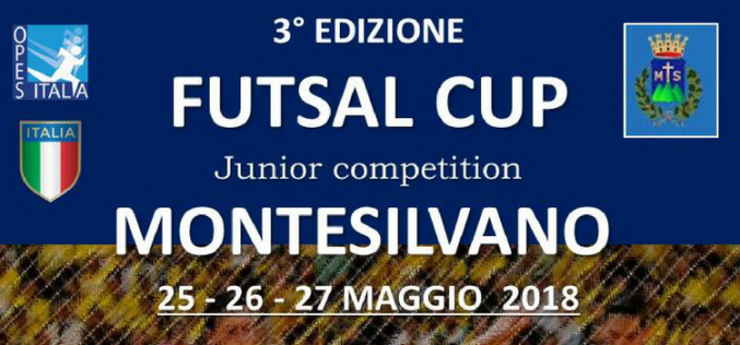 Futsal Cup – Junior Competition