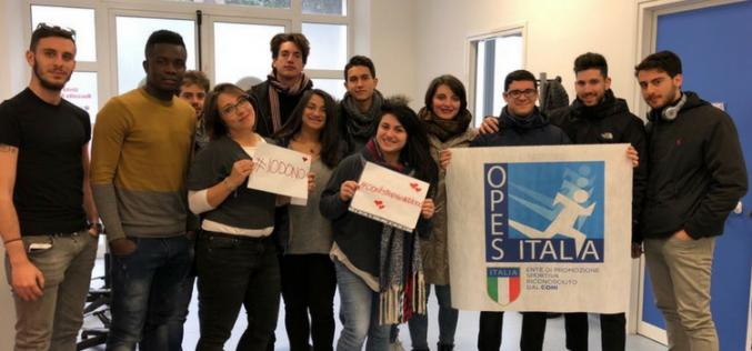 Donare il sangue come gesto d'amore: il 14 febbraio del Servizio Civile di OPES