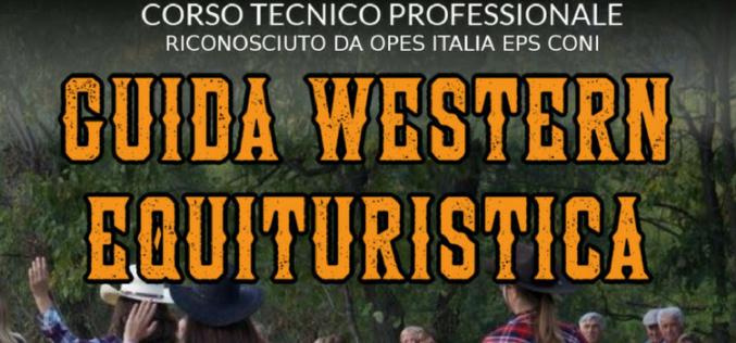 Corso per Guida Western Equituristica