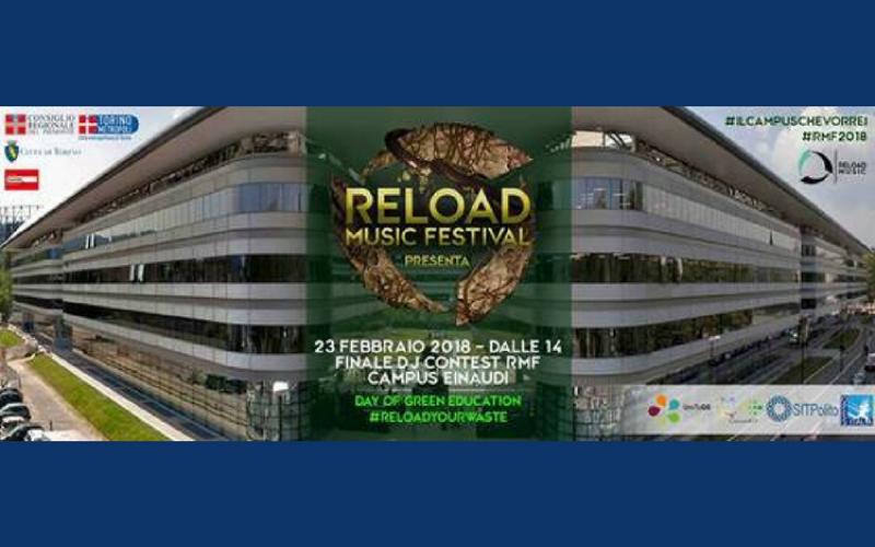 OPES entra nel mondo universitario con Reload Music Festival