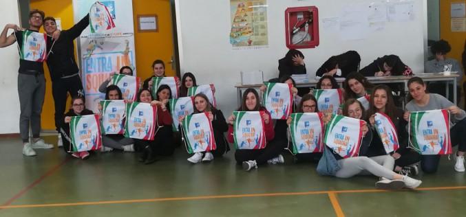 """Alghero, L'Aquila e Roma unite dal Progetto """"Entra In Squadra!"""""""