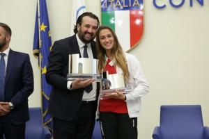 montemurro e quadarella premio città di roma 2018