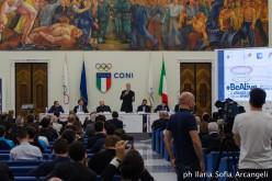 Presentato al Salone d'Onore del CONI il progetto #BeAlive – Il Grande Gioco dello Sport