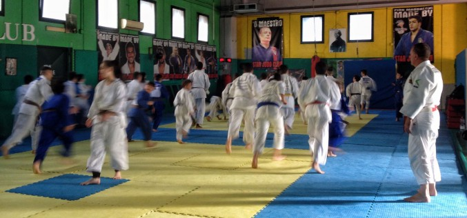 Lo Star Judo Club, una splendida realtà che non deve chiudere mai