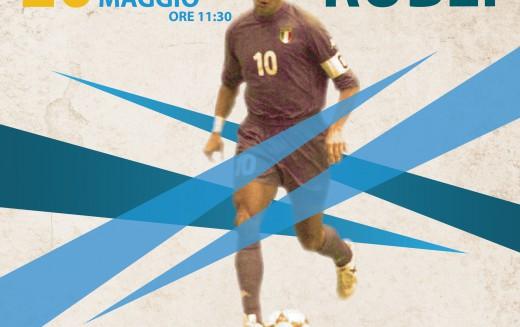 """Roma Sport Experience: """"Premio Scirea"""" ad Andrea Rubei, la leggenda del futsal"""