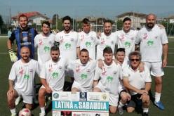 Calcio a 7: Latina&Sabaudia Campione d'Italia per la 6° volta consecutiva