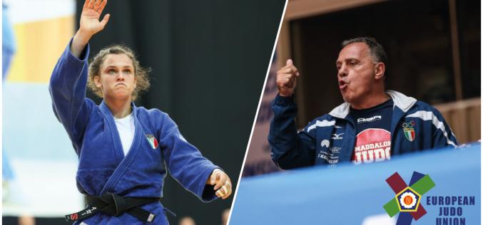 Un altro oro per lo Star Judo Club, Martina Esposito vince agli Europei di Sarajevo