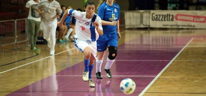 Il 2020 del Football Sala si apre con la Winter Cup femminile